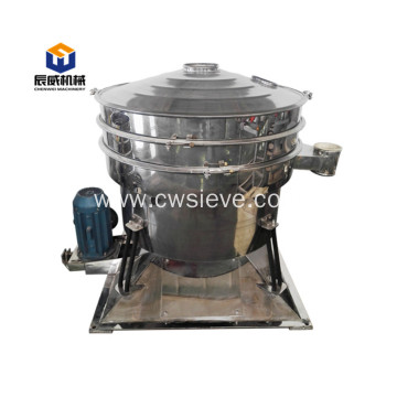 tumbler vibrating sifter machine for plastic